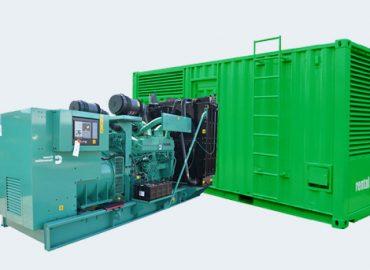 1000kva rental generator