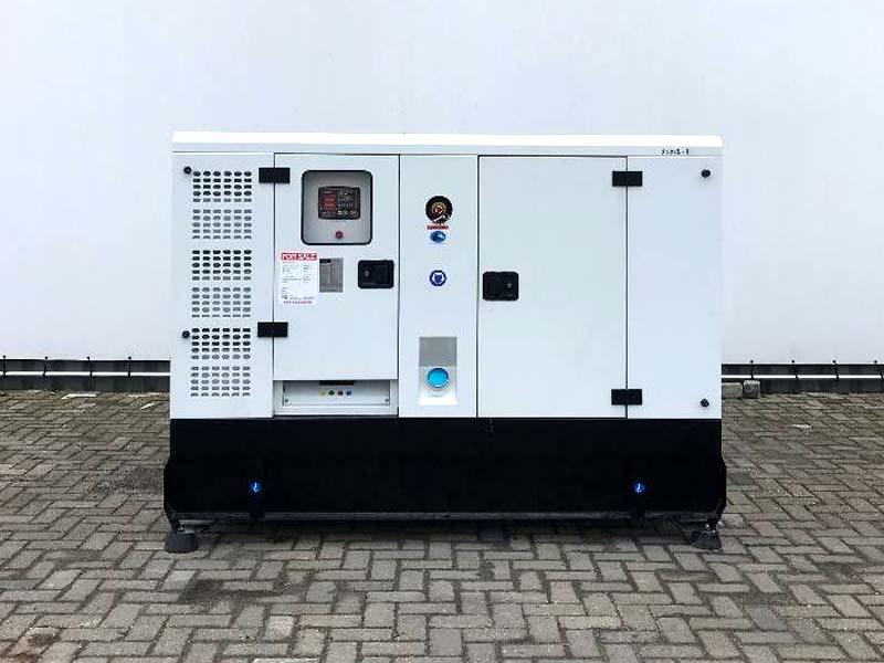 generator on rent dubai