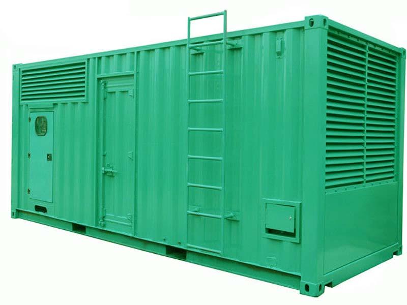 1000kva generator on hire