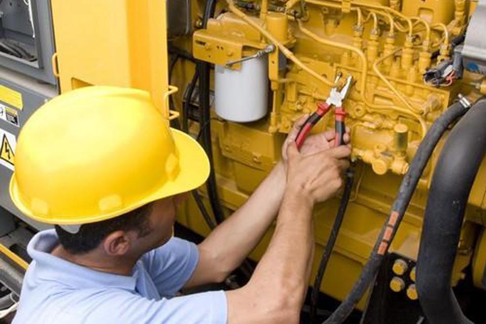 rental generator 100kva