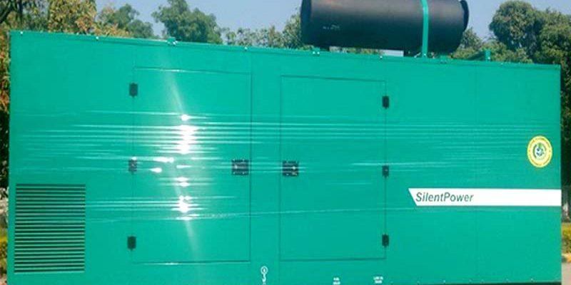 600kva generator on hire