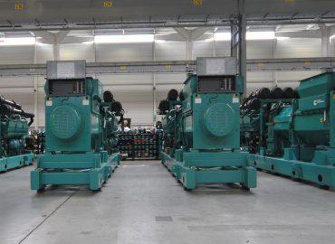 hire generator in dubai