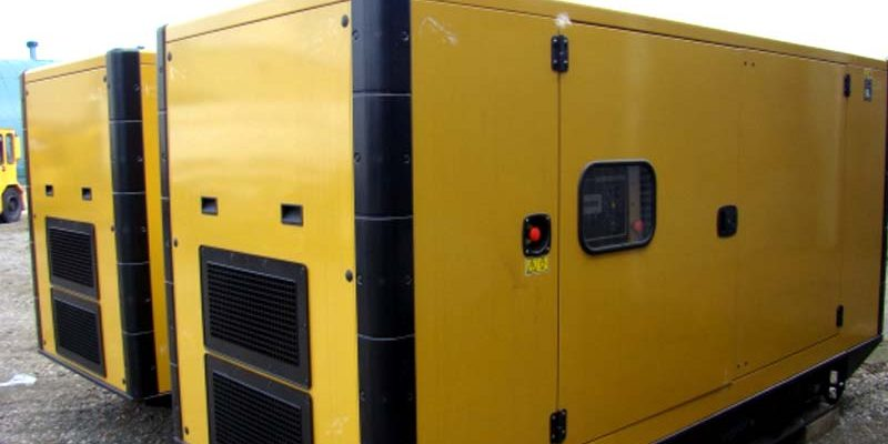 200 kw power generator rent