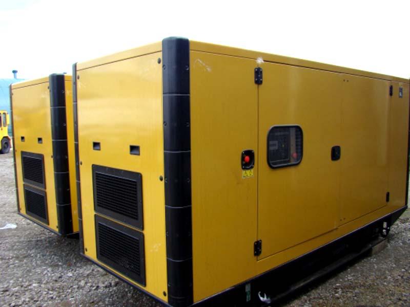 200 kw power generator rent