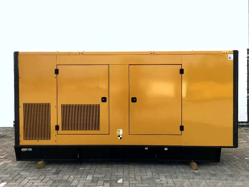 400 kw power rental