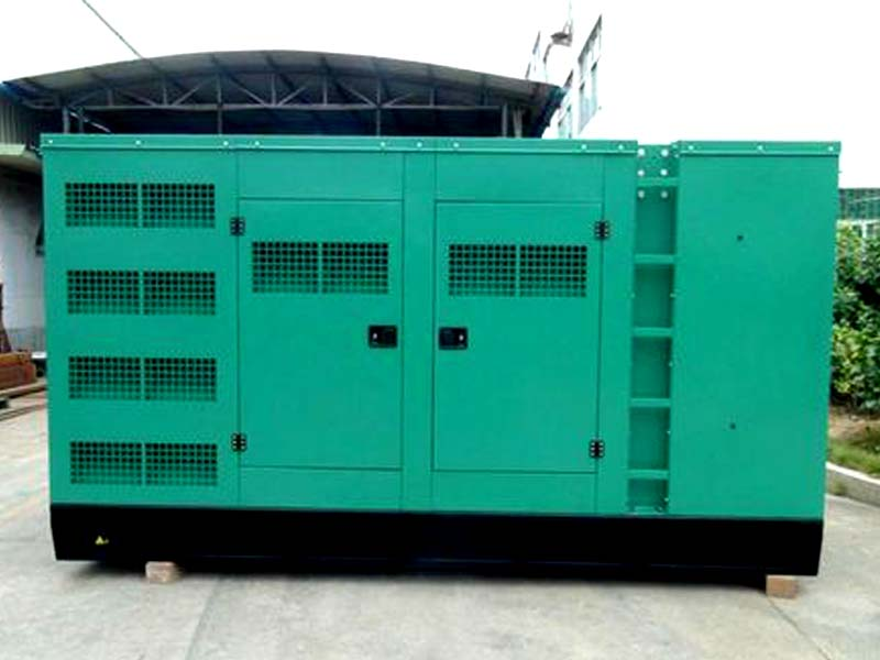 350 kw rental power