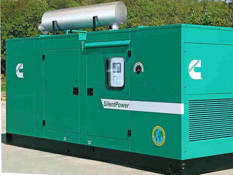 600 kw generator rental