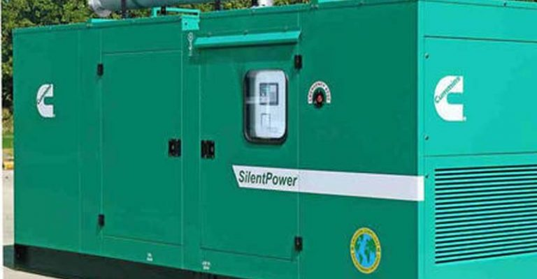 500 kw power generator dubai